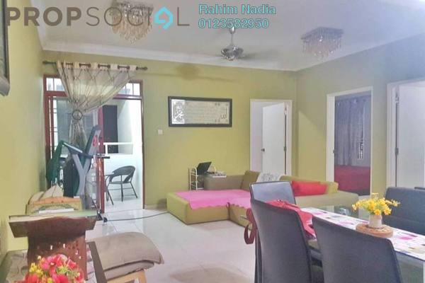 For Sale Condominium at Permai Putera, Ampang Freehold Fully Furnished 3R/2B 388k