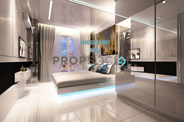 For Rent Condominium at M City, Ampang Hilir Freehold Fully Furnished 0R/1B 1.7k