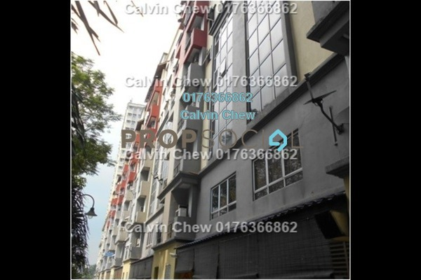 For Sale Office at Megan Ambassy, Ampang Hilir Freehold Unfurnished 0R/0B 197k