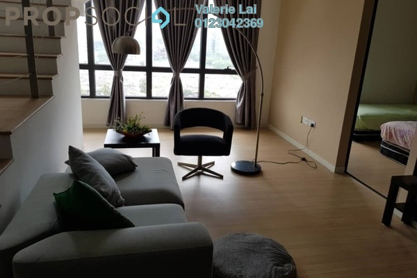 For Rent Condominium at You One, UEP Subang Jaya Freehold Fully Furnished 4R/4B 3.5k