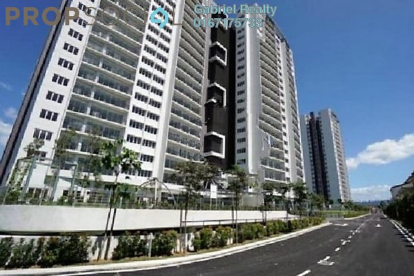 For Rent Condominium at Casa Green, Cheras South Freehold Fully Furnished 4R/4B 2.6k