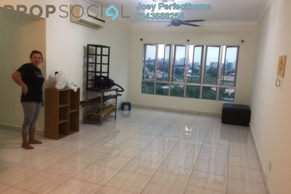 For Rent Condominium at Green Avenue, Bukit Jalil Freehold Semi Furnished 3R/2B 1.65k