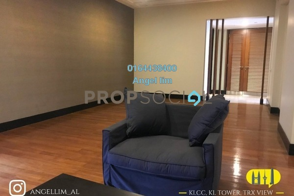 For Sale Condominium at The Binjai On The Park, KLCC Freehold Fully Furnished 3R/5B 4.75m