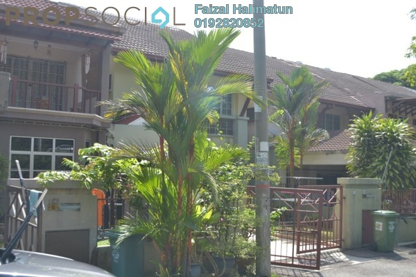 For Sale Terrace at Damai Bestari, Alam Damai Freehold Semi Furnished 4R/3B 800k
