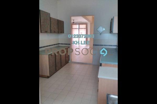 For Rent Terrace at Alam Nusantara, Setia Alam Freehold Semi Furnished 4R/3B 1.5k