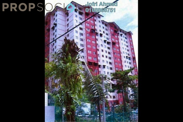 For Sale Apartment at Taman Danau Desa, Taman Desa Leasehold Unfurnished 2R/2B 137k