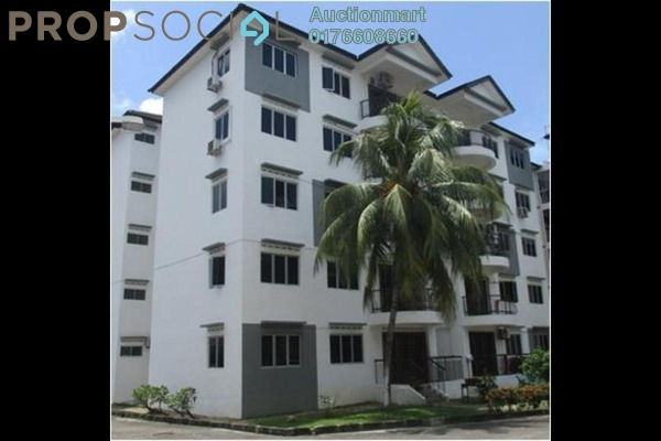 For Sale Condominium at Taman Selesa Jaya, Skudai Leasehold Unfurnished 0R/0B 180k
