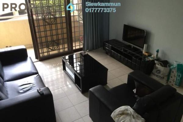 For Rent Condominium at Palm Spring, Kota Damansara Freehold Fully Furnished 3R/2B 1.4k
