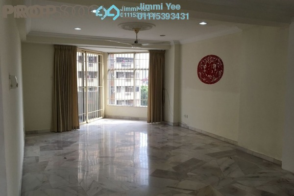 For Rent Condominium at Desa Gembira, Kuchai Lama Freehold Unfurnished 3R/2B 1.4k