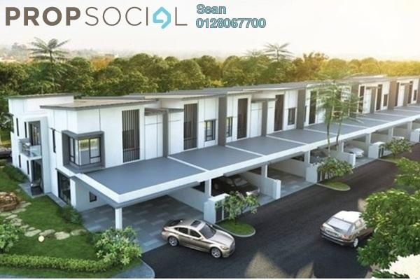 For Sale Terrace at Precinct 18, Putrajaya Freehold Unfurnished 4R/3B 482k