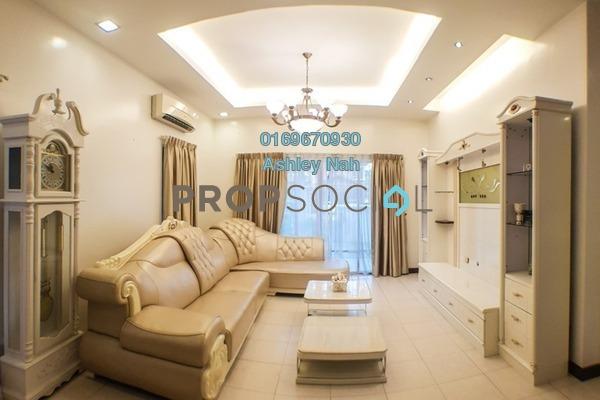 For Sale Semi-Detached at Setia Eco Park, Setia Alam Freehold Semi Furnished 5R/5B 2m