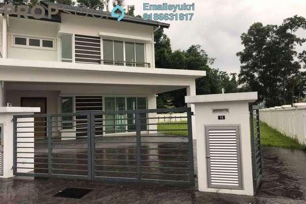 For Sale Semi-Detached at Taman Bukit Ros, Kajang Freehold Unfurnished 5R/5B 1.5m
