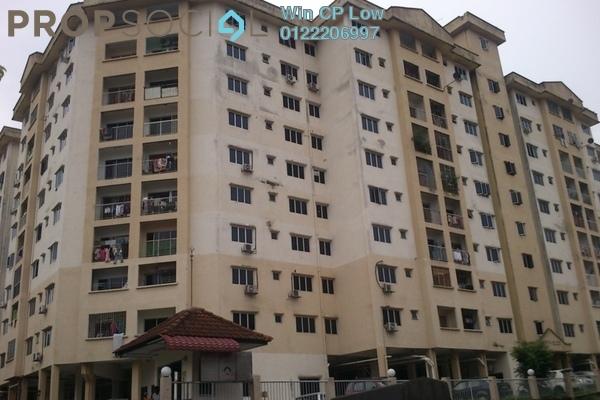 For Sale Condominium at Taman Bukit Kenangan, Kajang Freehold Unfurnished 3R/2B 223k