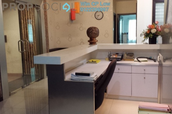 For Rent Office at Desa Sri Hartamas, Sri Hartamas Freehold Semi Furnished 2R/2B 2.4k