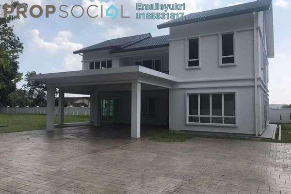 For Sale Bungalow at Taman Bukit Ros, Kajang Freehold Unfurnished 5R/6B 2.52m