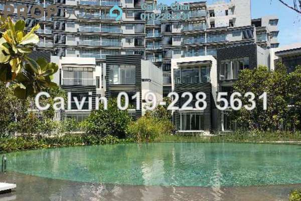 For Sale Condominium at Mirage By The Lake, Cyberjaya Freehold Fully Furnished 3R/2B 600k