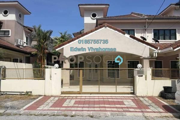 For Sale Semi-Detached at Bandar Seri Botani, Ipoh Freehold Semi Furnished 4R/5B 590k