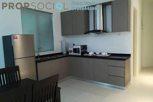 For Rent Condominium at The Clovers, Sungai Ara Freehold Fully Furnished 2R/3B 1.7k
