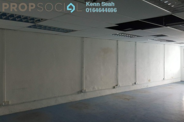 For Rent Office at Jalan Zainal Abidin, Georgetown Freehold Unfurnished 1R/2B 2.5k