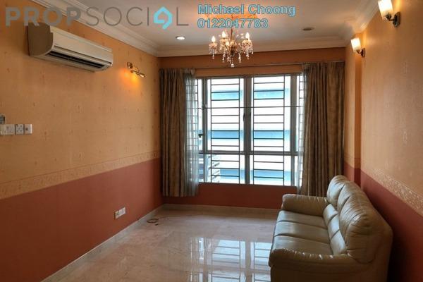 For Sale Condominium at e-Tiara, Subang Jaya Freehold Semi Furnished 2R/2B 508k