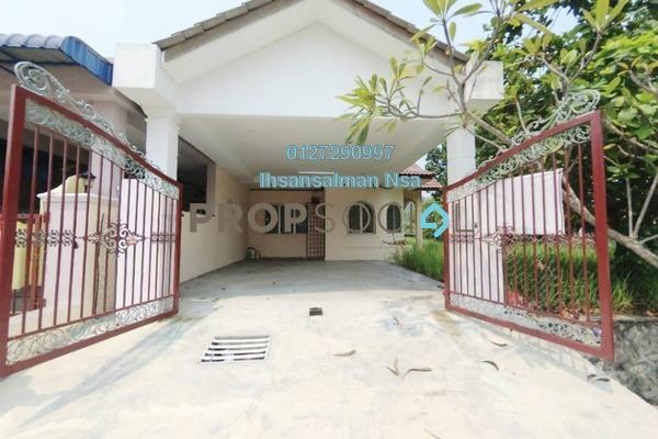 For Sale Terrace at Bandar Puncak Alam, Kuala Selangor Freehold Unfurnished 3R/2B 370k