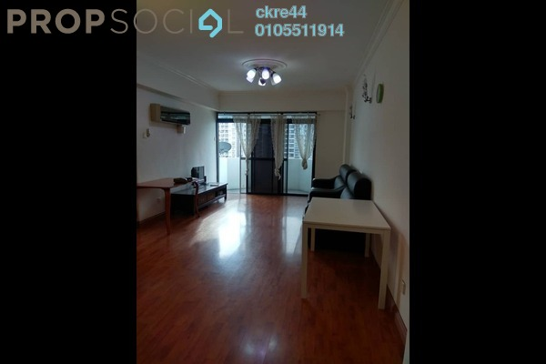 For Rent Condominium at One Ampang Avenue, Ampang Freehold Fully Furnished 3R/2B 1.9k