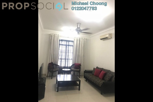 For Sale Condominium at Subang Avenue, Subang Jaya Freehold Fully Furnished 3R/2B 650k