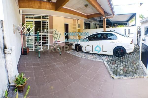 For Sale Terrace at Desira, Bandar Bukit Raja Freehold Semi Furnished 4R/3B 628k