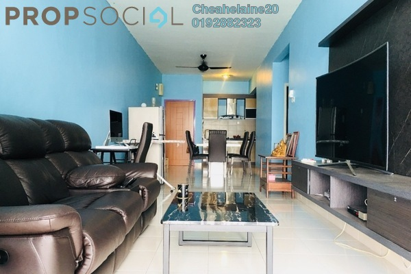For Sale Condominium at Symphony Heights, Selayang Freehold Semi Furnished 1R/1B 380k
