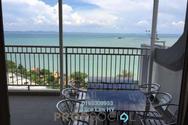 For Sale Condominium at Mar Vista, Tanjung Bungah Freehold Fully Furnished 3R/3B 850k
