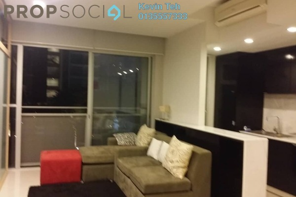 For Sale Condominium at VERVE Suites, Mont Kiara Freehold Fully Furnished 1R/1B 700k
