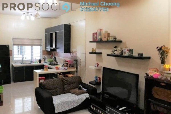 For Sale Townhouse at Taman Tasik Puchong, Puchong Leasehold Unfurnished 3R/2B 350k
