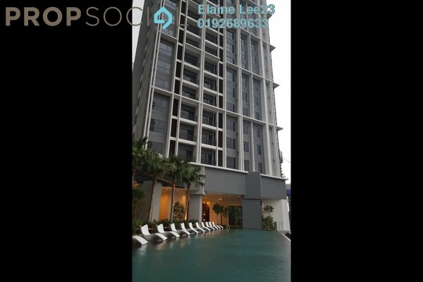 For Sale Condominium at The Mews, KLCC Leasehold Semi Furnished 1R/1B 1.48m