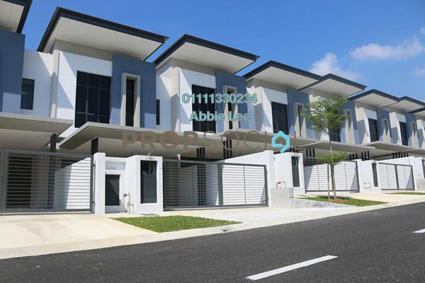 For Rent Terrace at Kajang East, Semenyih Freehold Semi Furnished 4R/3B 1.2k