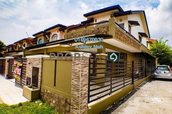 For Sale Terrace at Setia Impian, Setia Alam Freehold Semi Furnished 4R/4B 780k