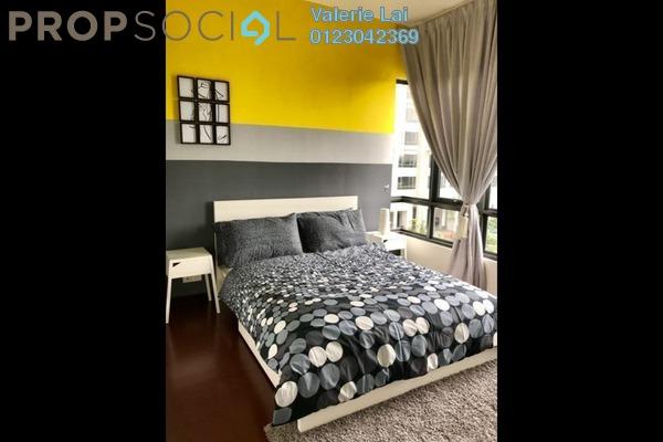 For Rent Condominium at Paloma Serviced Residences, Subang Jaya Freehold Fully Furnished 2R/2B 2.05k