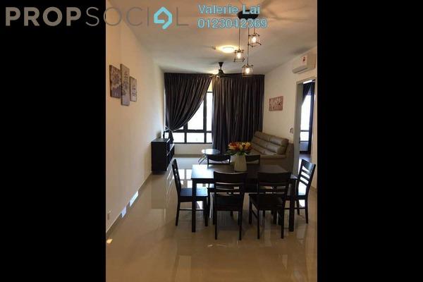 For Rent Condominium at Paloma Serviced Residences, Subang Jaya Freehold Fully Furnished 2R/2B 2.2k