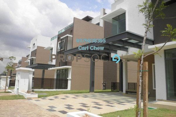 For Sale Villa at SS16, Subang Jaya Freehold Fully Furnished 6R/6B 4.62m