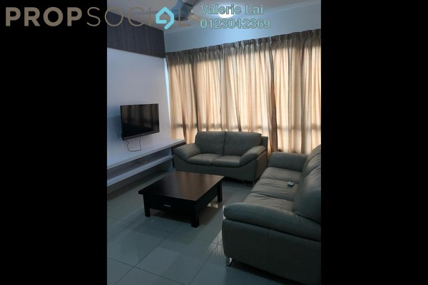 For Rent Condominium at Paloma Serviced Residences, Subang Jaya Freehold Fully Furnished 2R/2B 2.3k