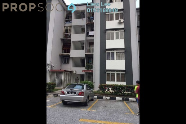 For Sale Apartment at Goodyear Court 6, UEP Subang Jaya Freehold Unfurnished 3R/2B 350k