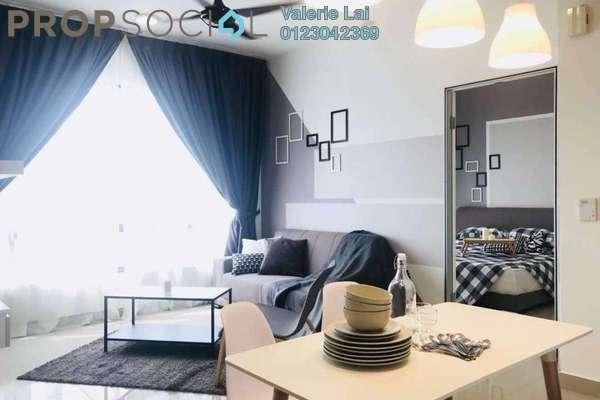 For Sale Condominium at Paloma Serviced Residences, Subang Jaya Freehold Fully Furnished 1R/1B 565k