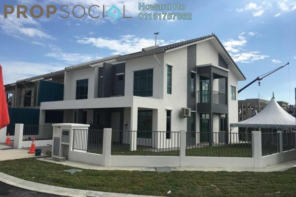 For Sale Terrace at Brogania Terrace Homes, Semenyih Freehold Unfurnished 4R/3B 526k