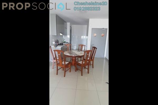 For Rent Condominium at 228 Selayang Condominium, Selayang Freehold Semi Furnished 3R/3B 1.35k