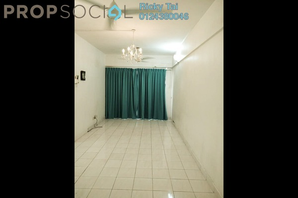 For Sale Condominium at Vista Millennium, Puchong Freehold Semi Furnished 3R/2B 260k