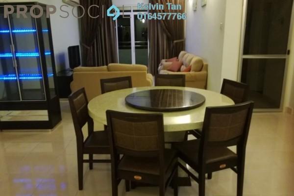 For Rent Condominium at D'Piazza Condominium, Bayan Baru Freehold Semi Furnished 3R/2B 1.4k