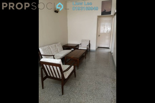 For Rent Terrace at Section 21, Petaling Jaya Freehold Semi Furnished 3R/2B 1.5k
