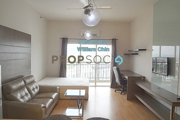 For Sale Condominium at Waldorf Tower, Sri Hartamas Freehold Fully Furnished 0R/1B 450k