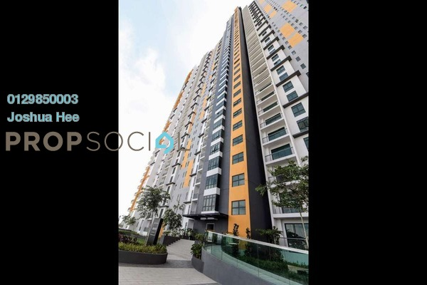 For Rent Condominium at Parkhill Residence, Bukit Jalil Freehold Fully Furnished 4R/2B 2.4k