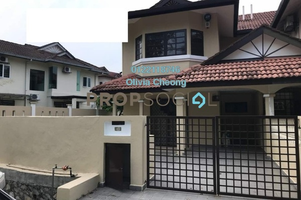 For Rent Semi-Detached at BK3, Bandar Kinrara Freehold Unfurnished 4R/3B 2.2k