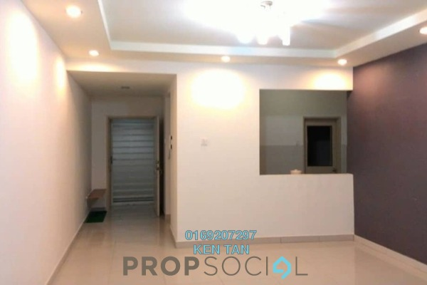 For Rent Condominium at Aman Heights, Seri Kembangan Freehold Semi Furnished 3R/2B 1.15k